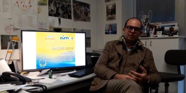 Il prof Andrea Ungar presenta il Congresso Sincope 2019